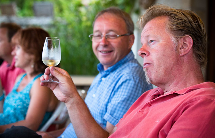 Family friendly holiday accommodation France - What is France without wine!