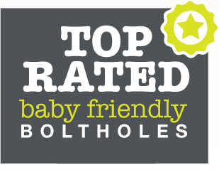 Baby friendly boltholes - top rated