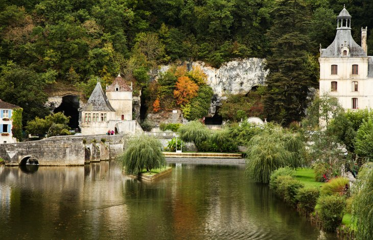Brantome - Views, Holiday in Charente, South west France